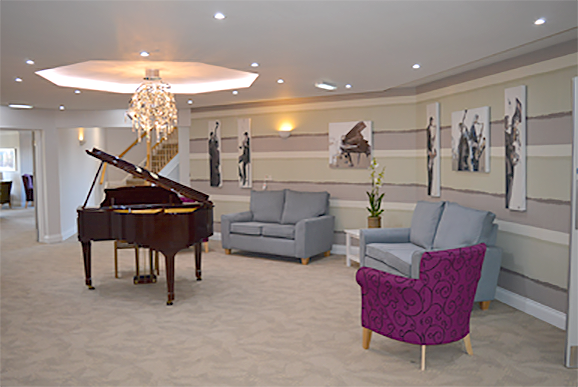 Wardley Gate Reception, Residential Care Home in Gateshead